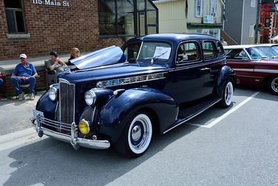 Hillsburgh Car Show