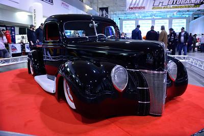 Motorama Custom Car & Motorsports Expo 2017