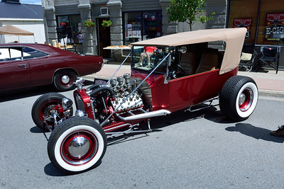 Mount Forest Fireworks Classic Car Show