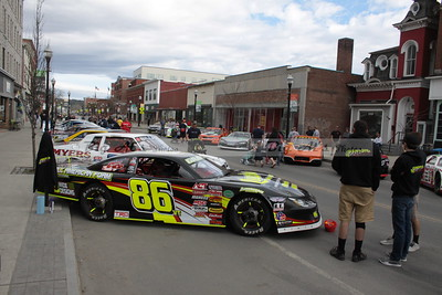 Thunder Road Car Show-Downtown Barre, VT 04/29/17