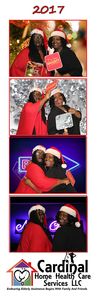 2017 - Cardinal Home Health Care Holiday Party