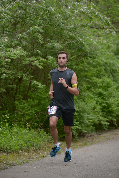 2017 CM Half Marathon on the Trail