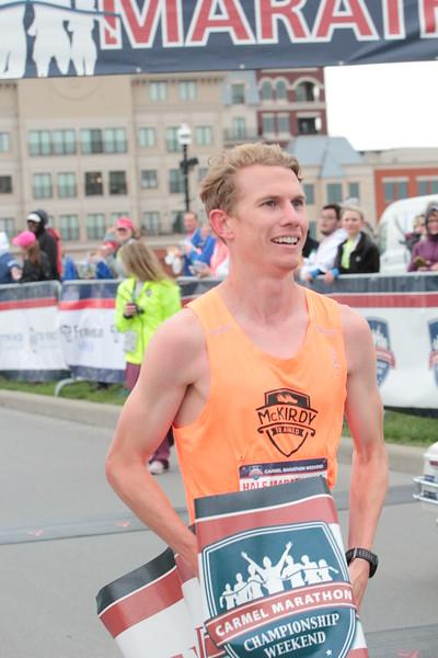 2017 Carmel Half Marathon Champions