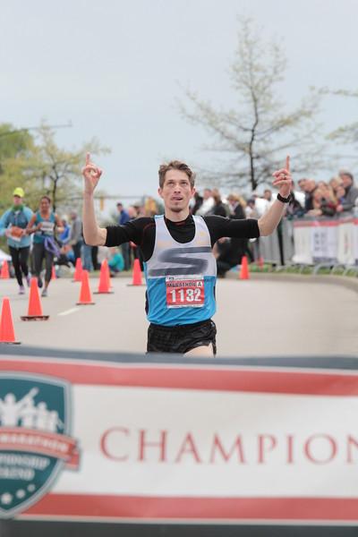 2017 Carmel Marathon Champions