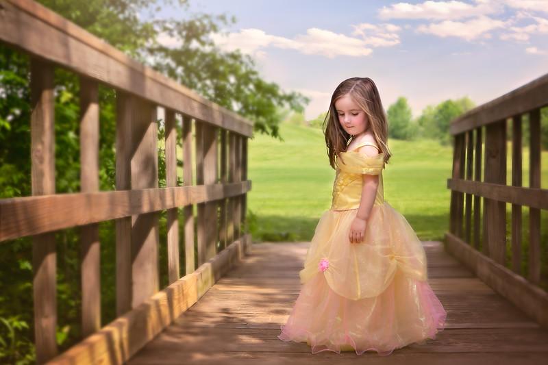 2017 May 16 Belle on bridge