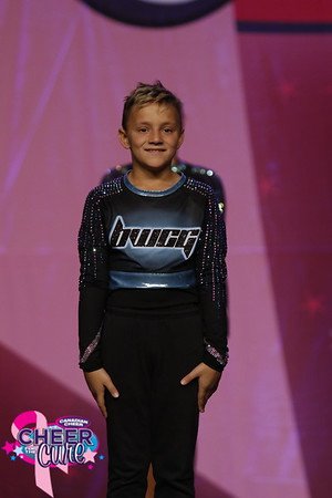 Black Widow Cheer Gym Cotton Candy Youth Prep 1