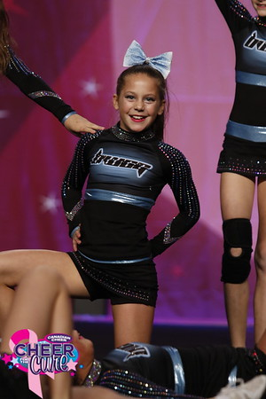 Black Widow Cheer Gym Yumberry Youth Small 3
