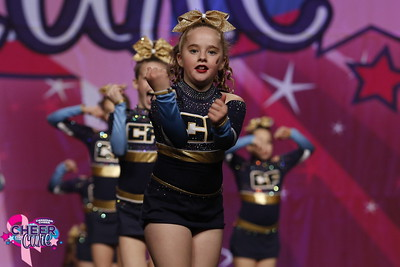 CheerForce All Stars Prestige Youth Medium 2