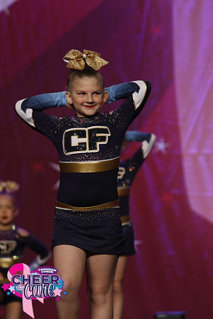 CheerForce All Stars Shimmer Youth Prep 1