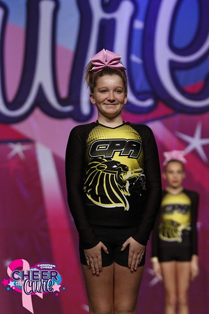 CPA Lions Amber Junior 1 Non-Compete