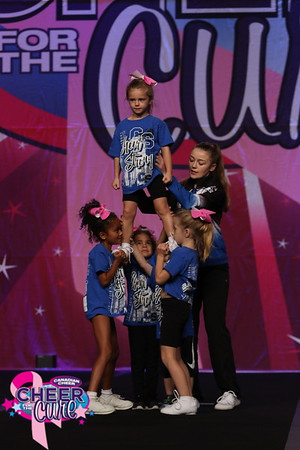 Cheer Strong Inc Joy Tiny Novice Non-Compete