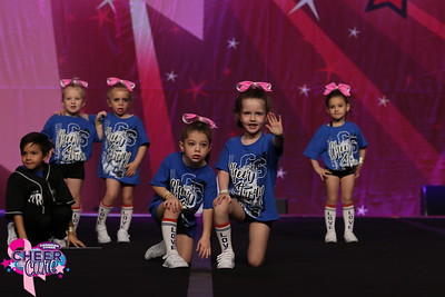 Cheer Strong Inc Love Tiny Novice
