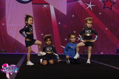 CheerForce All Stars Twinkle Tiny Novice Non-Compete
