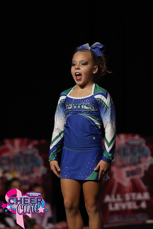 CheerStrike Royals Isabella Youth Indy 5
