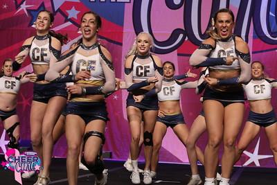 CheerForce All Stars Golden Girls Int'l Open 5 R1