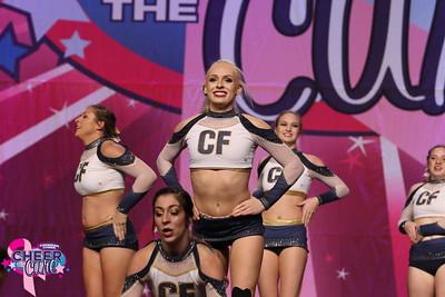 CheerForce All Stars Golden Girls Int'l Open 5 R2