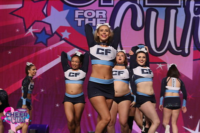 CheerForce All Stars Platinum Int'l Open 6 R1