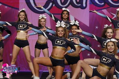 CheerForce All Stars Reign Senior 5 R1