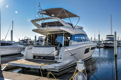 2017 Chesapeake Yacht Center - Prestige Yachts