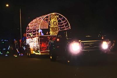 2017 Christmas Light Parade