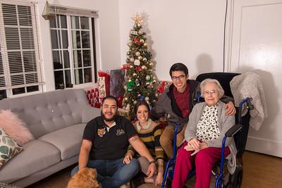 2017 Christmas Family Frank Ramirez Cuevas