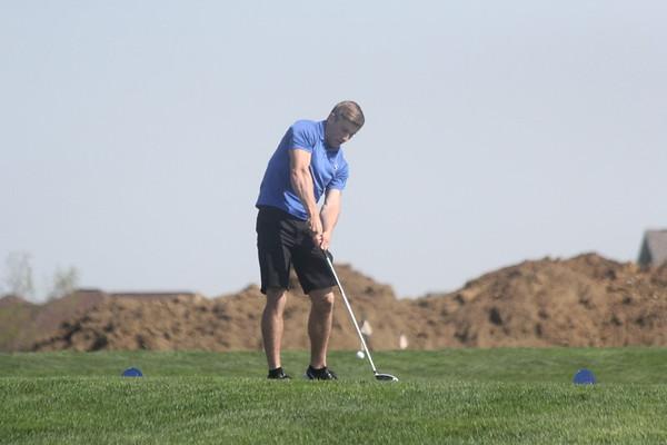 2017 Class 2A sectional golf in Sioux Center