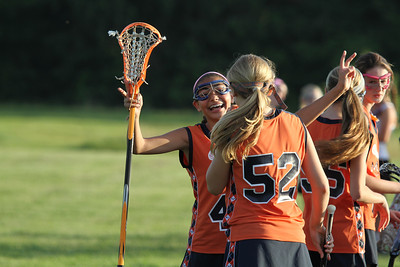 Kelsey 8th Grade Lax Team - Last game & team pic