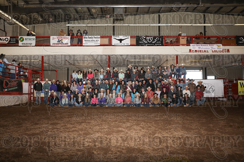 2017 Cody Reed Memorial Rodeo
