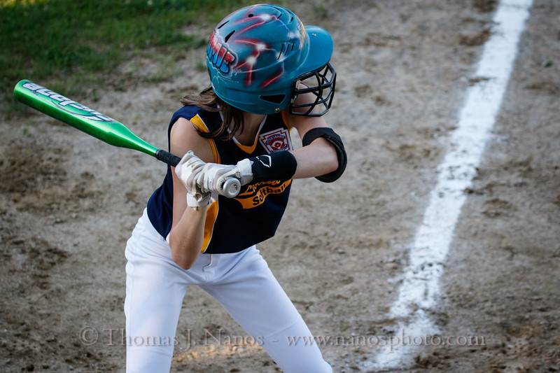 Lebanon-Colchester Little League All-Stars game at Jewett City
