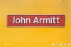 170412-024  Nameplate of Network Rail claas 43, HST power car No 43062 John Armitt.  In 2001 John Armitt became Chief Executive of Railtrack, and from 2002 to 2007 its successor, Network Rail.