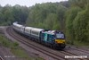 170429-011  Direct Rail Services class 68 No 68022 Reolution passes Clay Cross, powering Pathfinder Tours charter, train 1Z68, 05:40 Swindon - Scarborough.