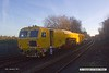 170105-012  Captured passing through Mansfield Woodhouse on the Robin Hood Line is Network Rail's Plasser & Theurer 09-2X-D-RT Tamper/Liner/DTS No DR 73122, running as 6U55, 13:30 Thoresby Colliery Junction - Toton up sidings. This has just left the High Marnham Test Track after completion of commissioning trials and staff familiarisation.