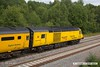 170712-010  Visiting the test track for calibrating on Wednesday 12 July was the Network Rail NMT top & tailed with 43013 & 43062 John Armitt, 43013 is seen leading as it nears Boughton Junction, running as 1Z10, 11:15 Derby RTC - High Marnham