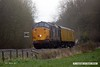 170330-015  Direct Rail Services class 37/6 No 37604 is seen passing Boughton Junction on the High Marnham Test Track, powering test train 3Q50, 0930 High Marnham Powergen to Derby R.T.C.