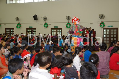 CDM Children's Party 2017