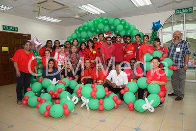 CDM Children's Party 2017
