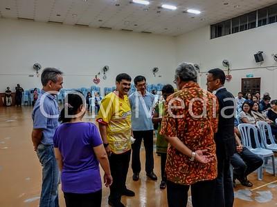 Dialogue With YB Wong Chen and YB  Khalid Samad