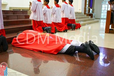 Holy Thursday & Good Friday Masses