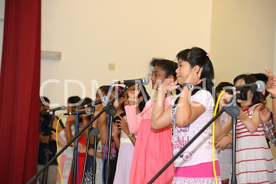 Sunday School Concert at St Faustina
