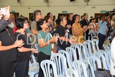 Shah Alam Churched Unity Service 2017 held at CDM