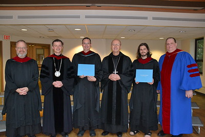 2017 Seminary Commencement