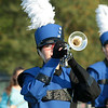 Emma Yoder plays the flute for Fairfield during week two of  the marching season, held at Concord this past Saturday.