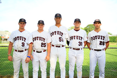 2017 Cotuit Kettleer All - Stars. Also, check here for complete 2017 CCBL All Star game photographs.