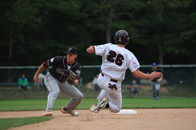 Cotuit Kettleers vs Falmouth Commodores, Saturday July 29, 2017, Lowell Park