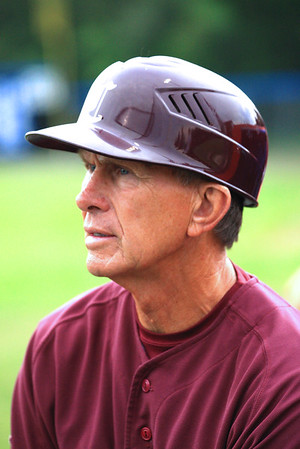 Cotuit Kettleers Head Coach, Mr. Mike Roberts. 14 years as head coach of the Kettleers, 3 Cape Cod Baseball League titles, and a true gentleman.