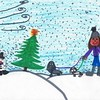 14 DAYS TO CHRISTMAS: Mary Hooper, 9, grade four, Westminster Elementary School