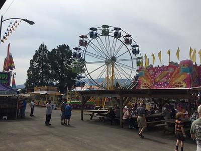2017 County Fair and Apple Show