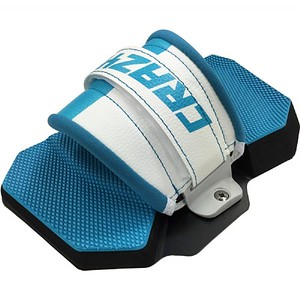 Crazyfly Allround Pads and Straps