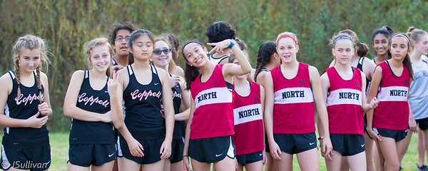 2017 Cross Country - First 2 meets