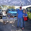 Tim Smetana and his wife Beth had their tent set up next to the main display area.  Tim has been a fixture at the Jerry Ulm dealership for well over twenty years!